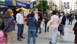 HDP'li kadınların açıklamasına polis engeli