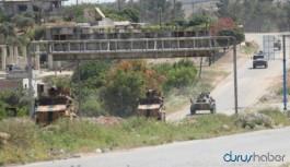 İdlib'de Türkiye-Rusya ortak devriyesine saldırı