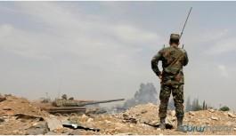 İdlib'de Suriye Milli Ordusu noktaları bombalandı