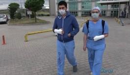 İki doktora tekme-tokatlı darp