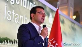 İBB Başkanı İmamoğlu'ndan Bakan Ersoy'a mektup