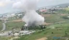 İstanbul Başakşehir'deki bir fabrikada patlama: 2 ölü