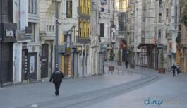 İstanbul'da 4 gün uygulanacak sokağa çıkma kısıtlamasına dönük tedbirler açıklandı