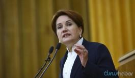 İYİ Parti lideri Akşener: Benim siyasi alanda en kara dönemim 16 Nisan 2017'dir