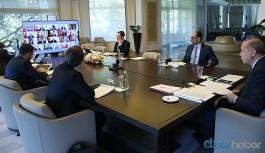 Kritik toplantı başladı: Erdoğan açıklama yapacak