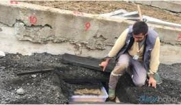 Kaldırıma gömülen cenazeler BM ve AİHM'e taşınıyor