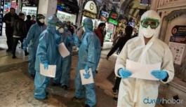 Kapalıçarşı'da 44 esnaf koronavirüs nedeniyle hayatını kaybetti
