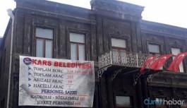 HDP'li Kars Belediyesi'nden denetim, soruşturma ve Sayıştay raporu açıklaması