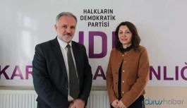 Kars Belediyesi'ne destek: Yerel yönetimler halkındır, Kars'a dokunma