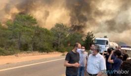 Kıbrıs'ta orman yangını: Kontrol altına alınamıyor