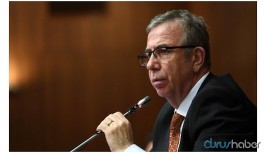 ABB Başkanı Mansur Yavaş: Amaç Ankaralıyı cezalandırmak