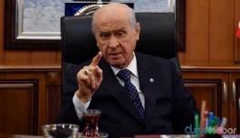 MHP'den 'Bahçeli ajan' diyen Yaşar Okuyan'a yanıt