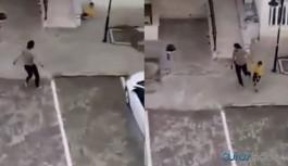 Polisin silahla kovaladığı çocuğun babası konuştu