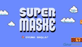 Video | Saadet Partisi maske krizini 'Süper Mario' oyunu ile anlattı