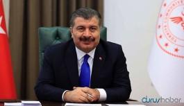 Sağlık Bakanı'ndan 65 yaş üstü vatandaşlara uyarı