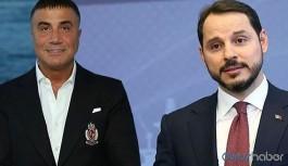 Sedat Peker'den yeni Berat Albayrak açıklaması