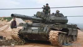 Suriye Ordusu İdlib'in güneyine takviye gönderdi