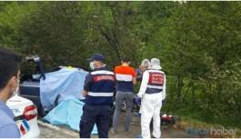 Otomobil elektrik direğine çarptı: 3 çay işçisi yaşamını yitirdi