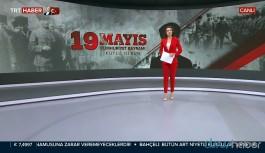 TRT Haber'de tepki çeken '19 Mayıs' hatası