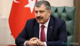 Türkiye'de ölüm sayısı 3 bin 841'e yükseldi
