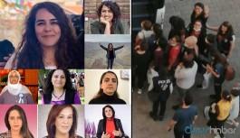 Tutuklanan kadın aktivister: Verdiğimiz mücadelenin ne kadar haklı olduğunu biliyoruz