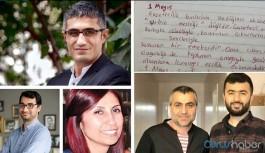 Tutuklu gazetecilerden 1 Mayıs mesajı
