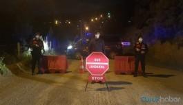 Urfa'da 1 mahalle ve 5 bina karantina altına alındı