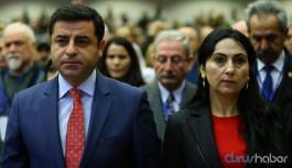 Yüksekdağ ve Demirtaş'ın tutukluluk incelemesi yapıldı