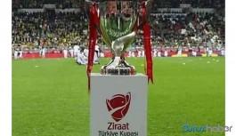 Ziraat Türkiye Kupası'nda yarı final takvimi belli oldu