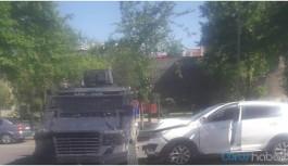 Zırhlı aracın 'kuralsızlığı' kazaya neden oldu