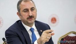 Adalet Bakanı Gül'den baro başkanları hakkında açıklama