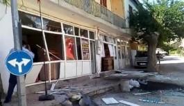 Adana'da korkutan patlama