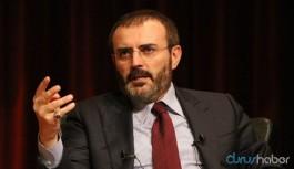 AKP'li Mahir Ünal 'yeşil top'u savundu