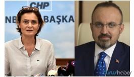 AKP'li Turan, Kaftancıoğlu'nu hedef aldı