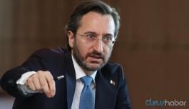 AKP'li 'trol hesapları'nın kapatılmasına İletişim Başkanı Altun'dan tepki