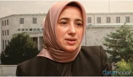 AKP'li Zengin: Türkiye'de AK Parti gelene kadar 'kadın' kelimesinin adı yoktu