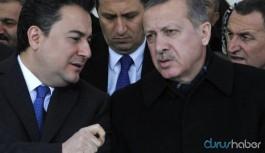 Babacan, Erdoğan'la yaşadığı ilk krizi anlattı