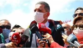 Ankara Baro Başkanı Sağkan: Baro başkanlarının direnişi kazandı