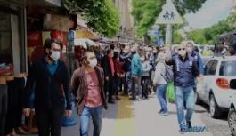 Ankara'daki sürgün protestosuna polis müdahalesi