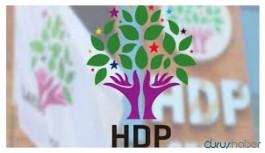 Aralarında HDP İlçe Eşbaşkanın da bulunduğu 4 kişiye 'yardım' gözaltısı