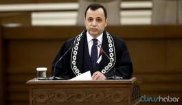 AYM Başkanı Arslan: Anayasa Mahkemesi'nin görevi özgürlükleri korumak