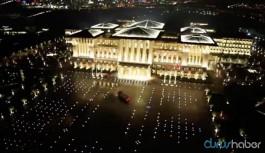 Bağış toplayan Saray seyircisiz konserlere milyonlar harcadı