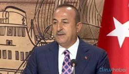 Bakan Çavuşoğlu: Libya'da kalıcı barış için İtalya ile çalışmamız sürecek