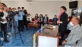 HDP Eş Genel Başkanı Buldan'dan ittifak açıklaması