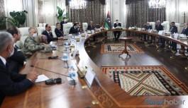 Çavuşoğlu, Albayrak ve Fidan'dan Libya'ya ziyaret