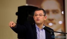 CHP'li Özel'den Fahrettin Altun'a 'anket' tepkisi