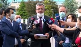 CHP'den Anayasa Mahkemesi'ne ikinci 'infaz düzenlemesi iptali' başvurusu