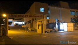 Cizre'de hastane doldu PTT kapandı