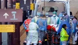 Koronavirüs nedeniyle hayatını kaybedenlerin sayısı yarım milyonu aştı