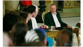 Cumhurbaşkanı Erdoğan'ın 21 danışmanı var
